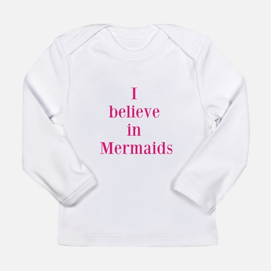 Mermaids Long Sleeve T-Shirt