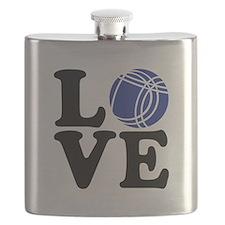 Boule petanque love Flask
