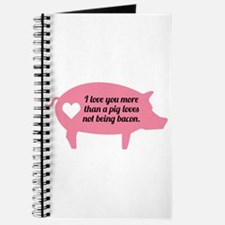 Pig Bacon Journal