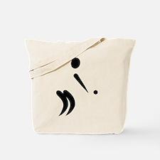 Boule player Tote Bag