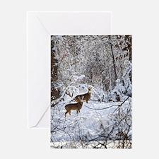 A Winter Wonderland Greeting Card