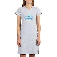 Knitting Dreamer Women's Nightshirt