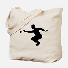 Petanque player Tote Bag