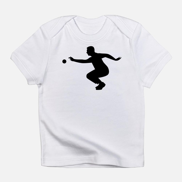 Petanque player Infant T-Shirt