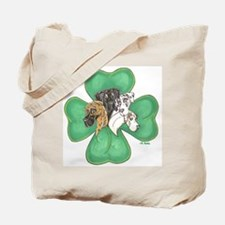 Clover Quartet Tote Bag