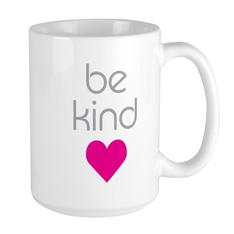 Be Kind Large Mug