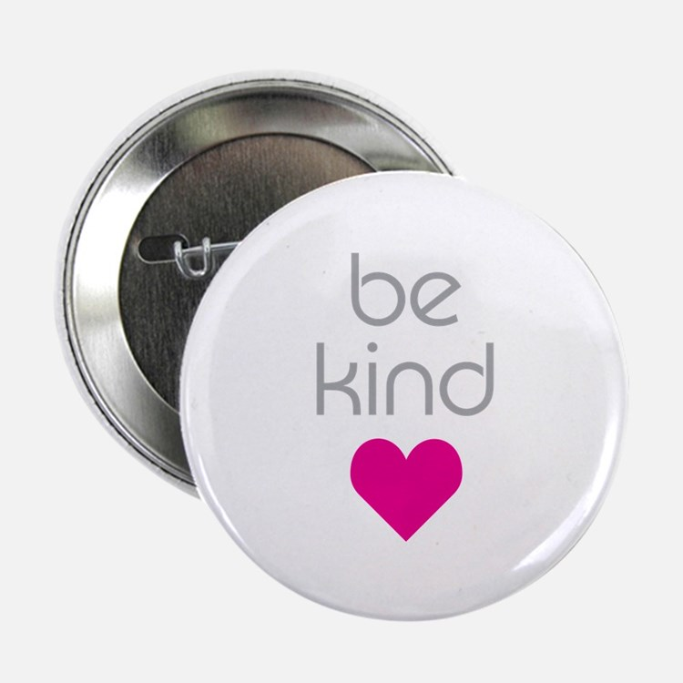 """Be Kind 2.25"""" Button (10 pack)"""