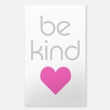 Be Kind Sticker (Rectangle)