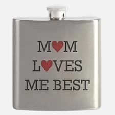 mom loves me best Flask