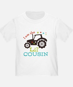 Little Cousin Tractor T