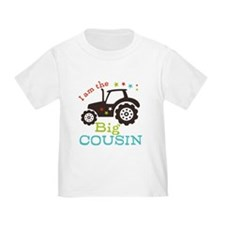 Big Cousin Tractor T