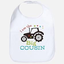 Big Cousin Tractor Bib