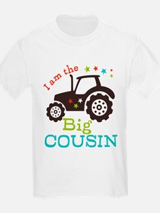 Big Cousin Tractor T-Shirt