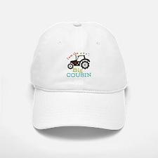 Big Cousin Tractor Baseball Baseball Cap