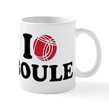 I love Boule Boccia Mug