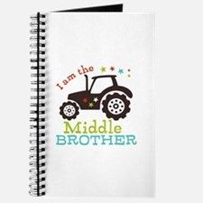 Middle Brother Tractor Journal