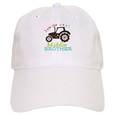 Middle Brother Tractor Baseball Cap