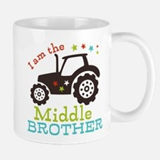 Middle Brother Tractor Mug