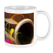Clarinet Art Mug Band and Music Mugs