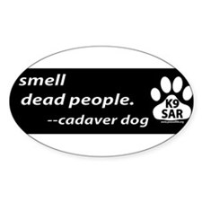 smell Decal