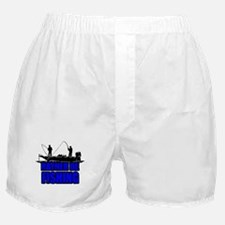 1ratherbefishing1 Boxer Shorts