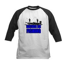 1ratherbefishing1 Baseball Jersey