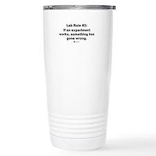 Funny Experiment Travel Mug