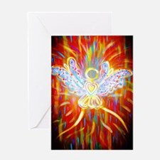 Freedom Dancer Greeting Cards