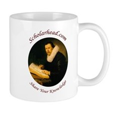 Scholarhead Mug (regular)