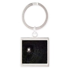 If You Love Spiders Keychains