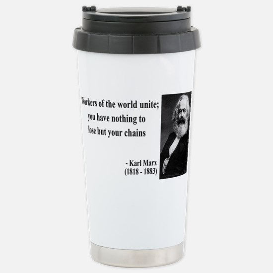 Karl Marx Quote 8 Mugs