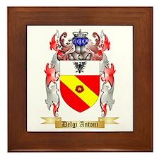Delgi Antoni Framed Tile