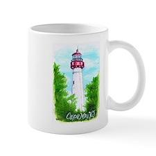 Cape May Lighthouse Mugs
