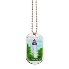 Cape May Lighthouse Dog Tags