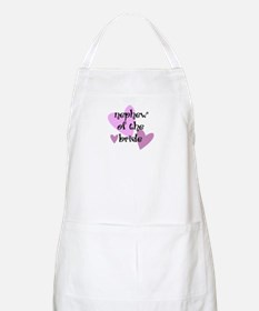 Nephew of the Bride BBQ Apron