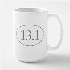 13.1 Miles Large Mug