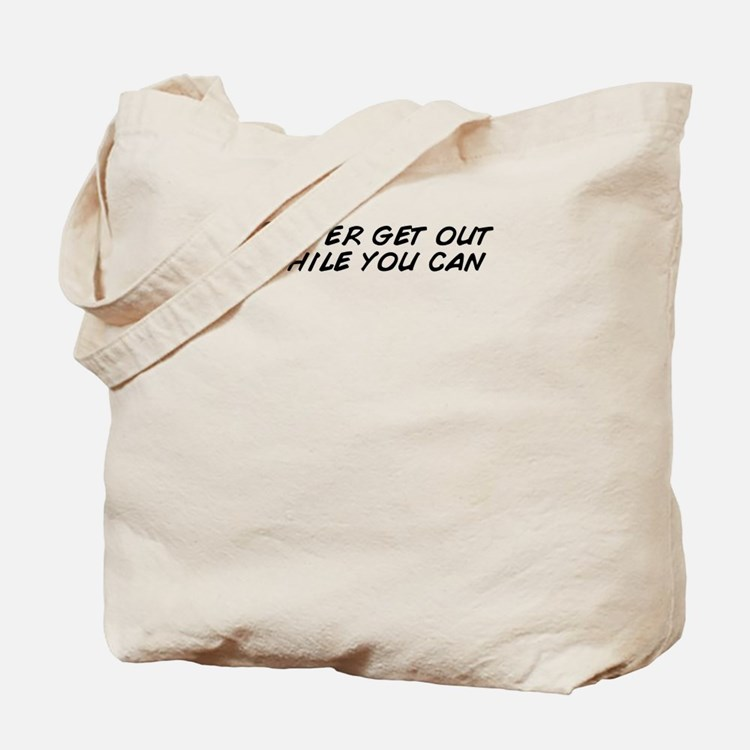 Cute Get Tote Bag