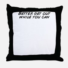 Cute You can if you believe you can Throw Pillow