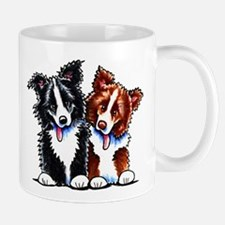 Little League Border Collies Mug