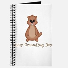 Happy Groundhog Day! Journal