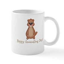 Happy Groundhog Day! Mugs