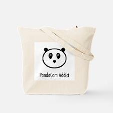 Panda Cam Tote Bag