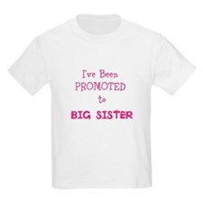 Ive Been Promoted to Big Sister T-Shirt