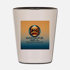 GwS Logo1 Shot Glass