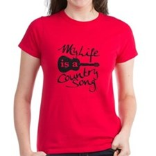 My Life Is A Country Song T-Shirt