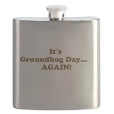 Its Groundhog Day...AGAIN! Flask