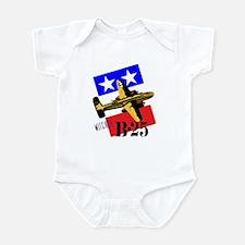 B-25 MITCHEL Infant Bodysuit