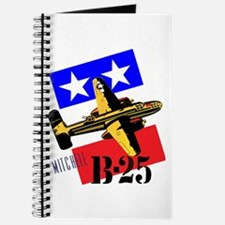 B-25 MITCHEL Journal