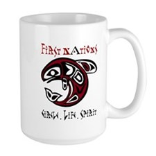First Nations Tribes Mugs