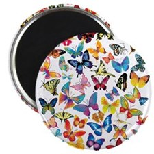 Butterflies Magnets